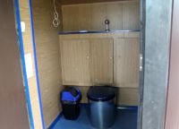 Как сделать туалет на даче