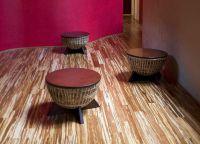Паркетная доска бамбук