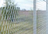 Забор из рабицы своими руками