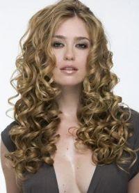 Средство для вьющихся пористых волос