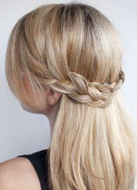 какие прически подходят для тонких редких волос 4