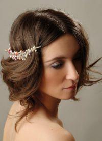 какие прически подходят для тонких редких волос 5