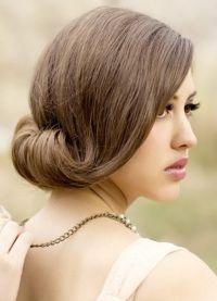 какие прически подходят для тонких редких волос 6