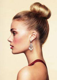 какие прически подходят для тонких редких волос 7