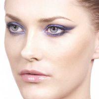 Тени для голубых глаз и русых волос