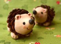 игрушки из полимерной глины 11