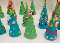 новогодние поделки для детей 5 6 лет 1