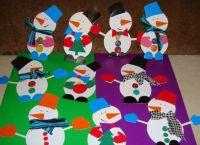 новогодние поделки для детей 5 6 лет 3
