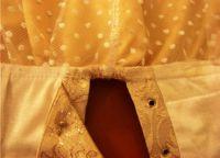 новогоднее платье для девочки своими руками 12