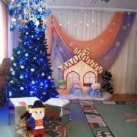 новогодняя поделка в детский сад на выставку