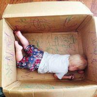 что можно сделать из коробки