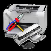 Что делать если принтер