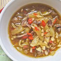 Как приготовить суп из куриных желудков