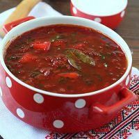 Как приготовить суп свекольник