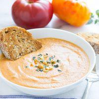 Суп из помидоров – рецепт