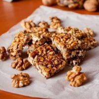 Как приготовить козинаки из грецкого ореха