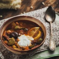 суп солянка мясная сборная рецепт классический