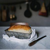 Хлеб на кефире в духовке – рецепт