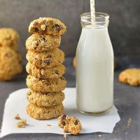 Овсяное печенье без масла и маргарина рецепт