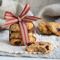 Овсяное печенье без маргарина