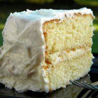 простой крем для бисквитного торта