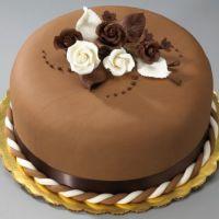 Шоколадная мастика – рецепт