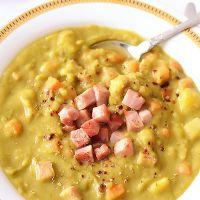Как сварить гороховый суп чтобы горох разварился