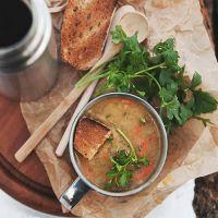 Как правильно сварить гороховый суп