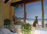 3д картины на стену в квартире5