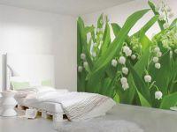 8. Дизайн спальни с фотообоями