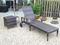 Ротанг - прекрасный материал для изготовления плетеной мебели (часть I) .