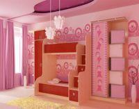 детская корпусная мебель для девочки2