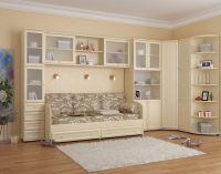 детская корпусная мебель для девочки3