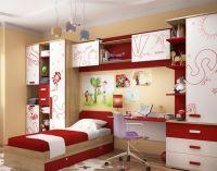 детская корпусная мебель для девочки4
