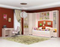 детская корпусная мебель для девочки5