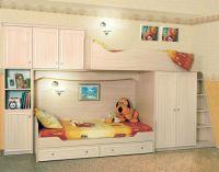 детская корпусная мебель для спальни1