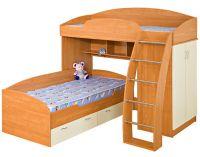 детская кровать корпусная1
