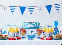 День рождения в морском стиле6