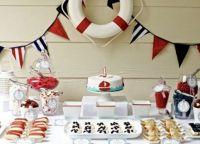 День рождения в морском стиле7