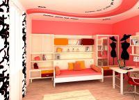 Дизайн комнаты для девочки подростка 14 лет 6