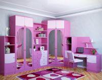 детская мебель для школьника девочки2