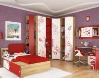 детская мебель для школьника девочки3