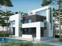 Дома в стиле хай-тек  3