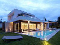 Дома в стиле хай-тек  4