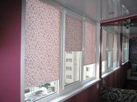 Какие жалюзи лучше для балкона9