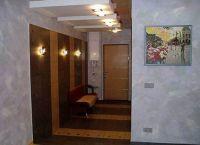 Керамическая плитка для стен прихожей -3
