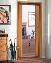 Межкомнатные двери с зеркалом1