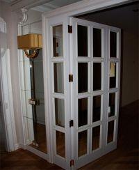 Межкомнатные двери с зеркалом2
