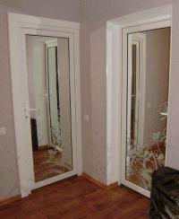 Межкомнатные двери с зеркалом3