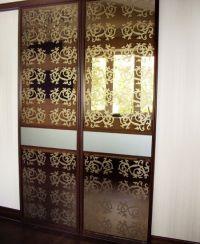 Межкомнатные двери с зеркалом4